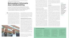 Artikel Gemeentelijk vastgoed dec 2016 Betrouwbare informatie door databundeling