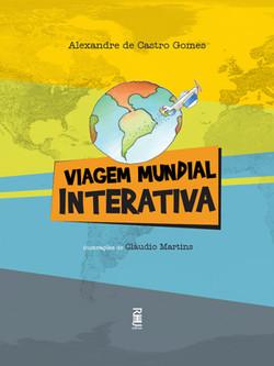 Viagem mundial interativa