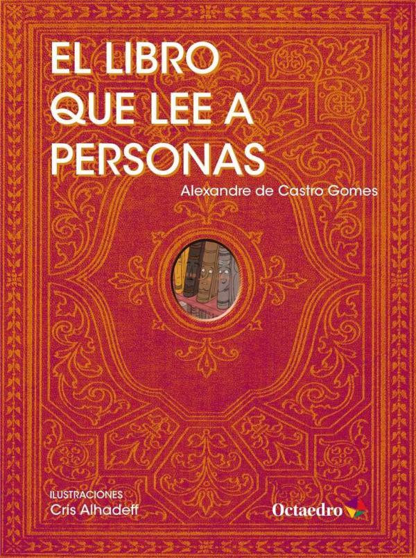 El libro que lee a personas