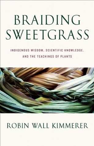 a photo of plaited grass