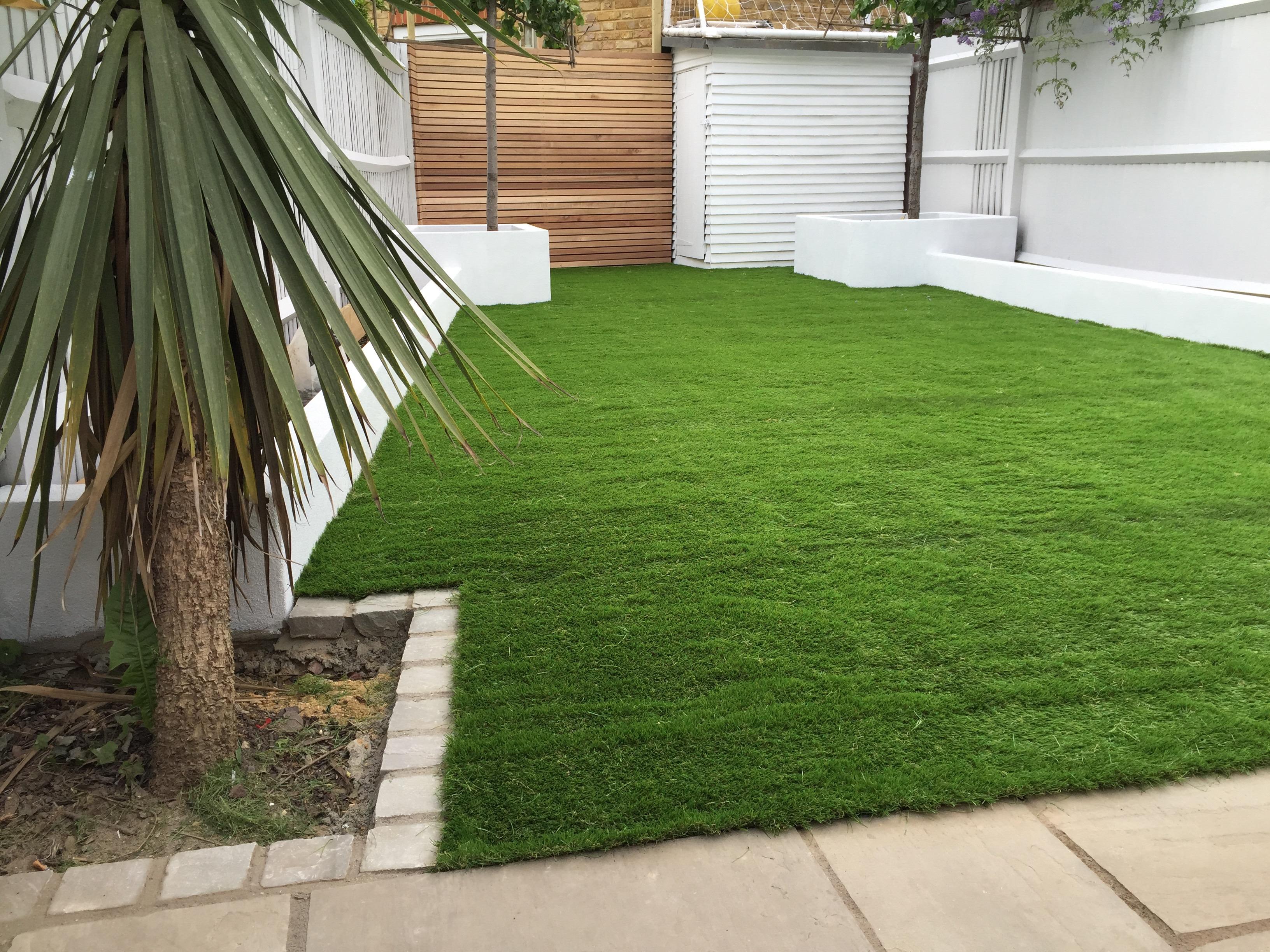 Whole Garden transformation