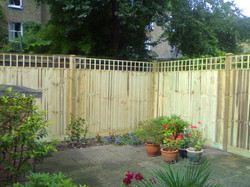 featheredge fence