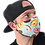 Thumbnail: Pink Flamingo Adjustable Mask