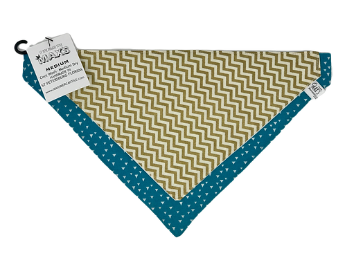 Chevron TEAL