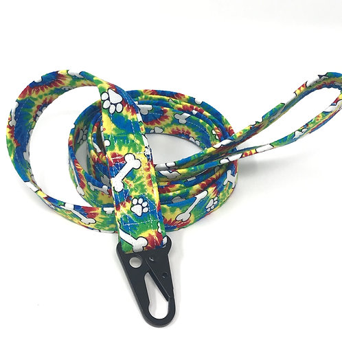 Tie Dye Doggie Leash