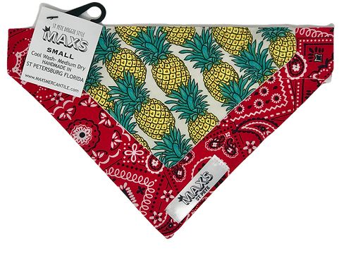 Pineapple Red