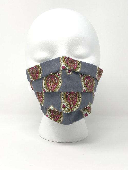 Filigree Tri-Fold Mask