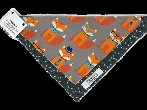Hipster Fox POLKA DOTS
