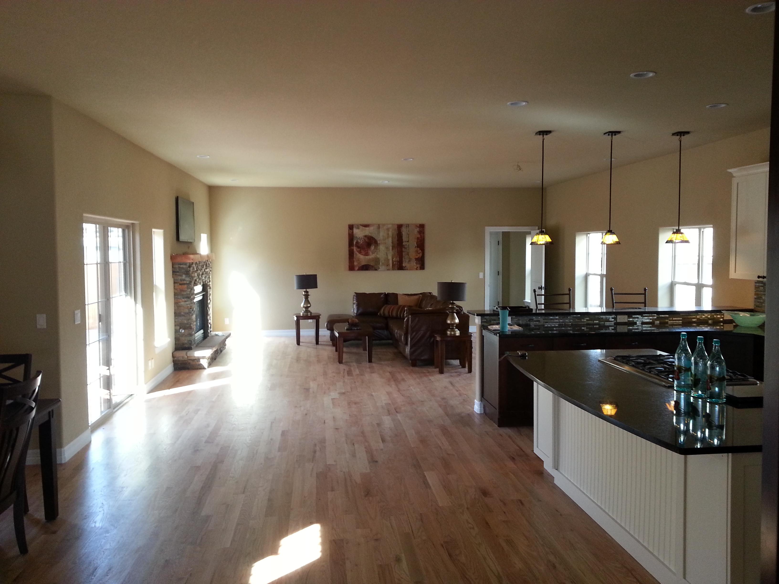 Interior Home Repaint
