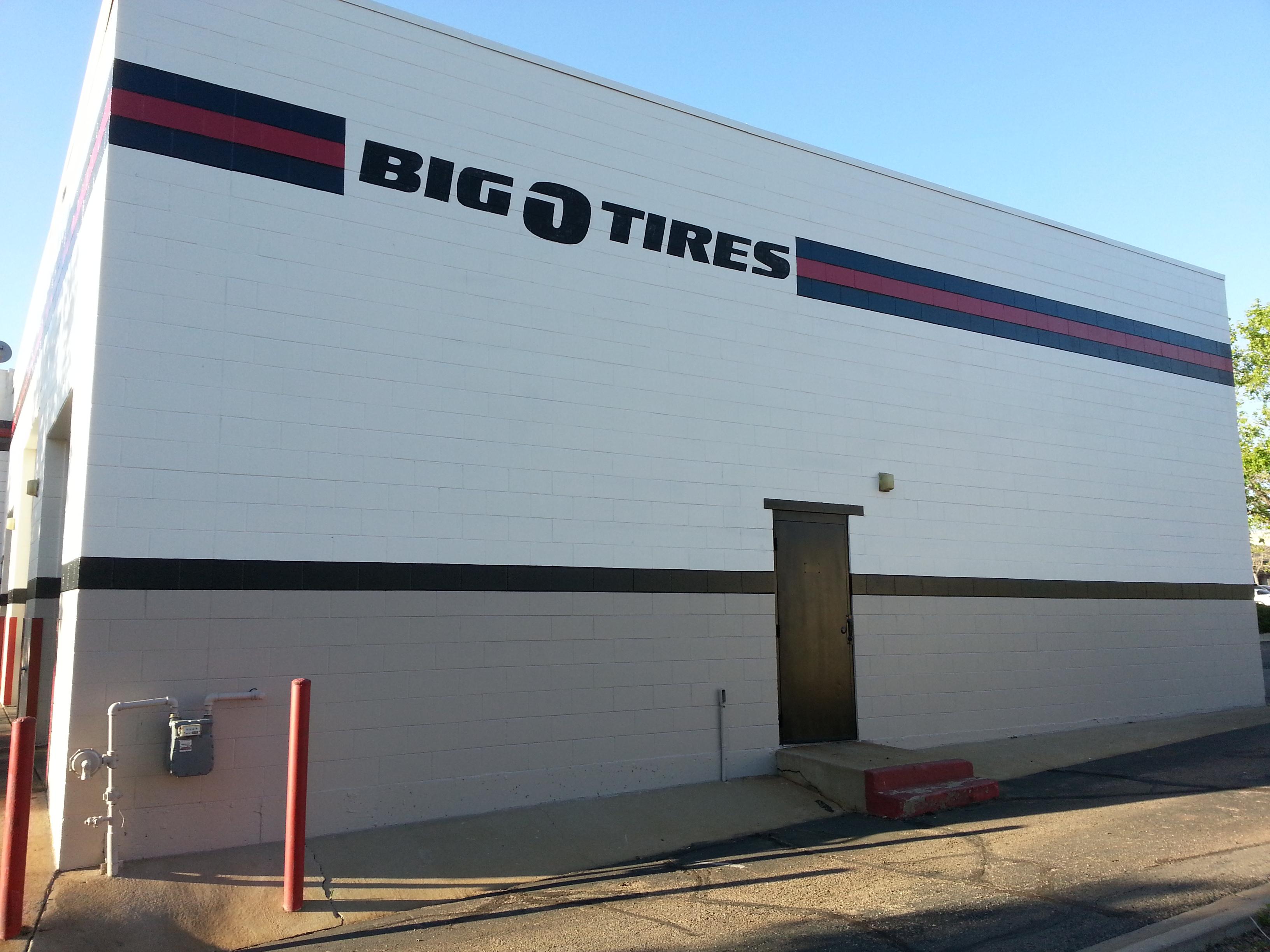 Big O Tires Commercial Repaint