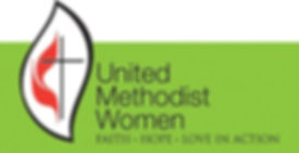 United Methodist Women green logo