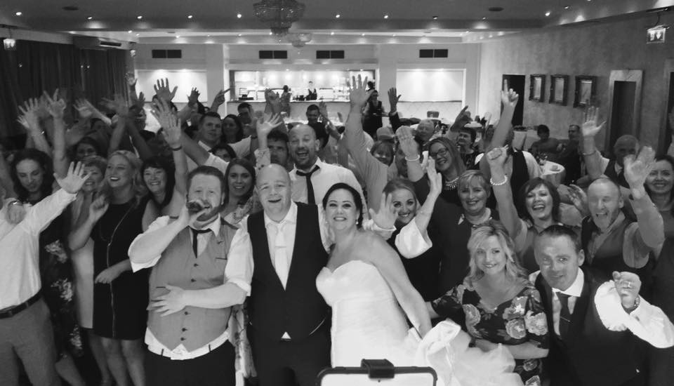 wedding wexford band