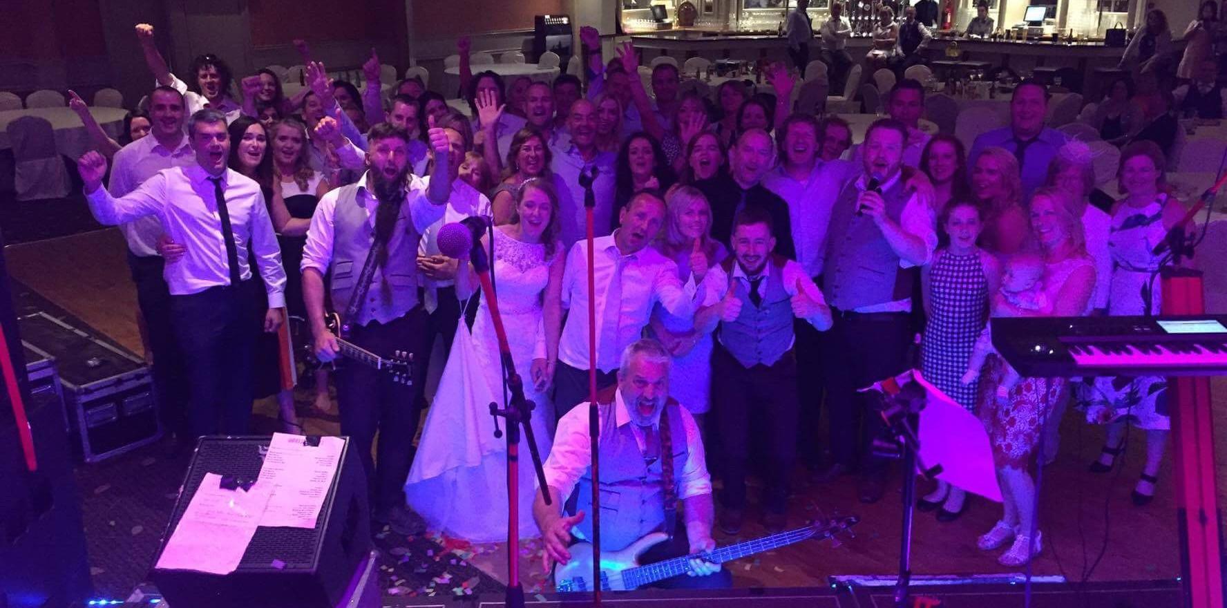 wedding band wexford