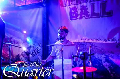 Wrecking Ball Wedding Band Wexford