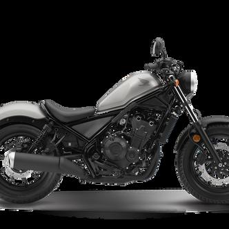 Nos nouvelles Honda Rebel 500
