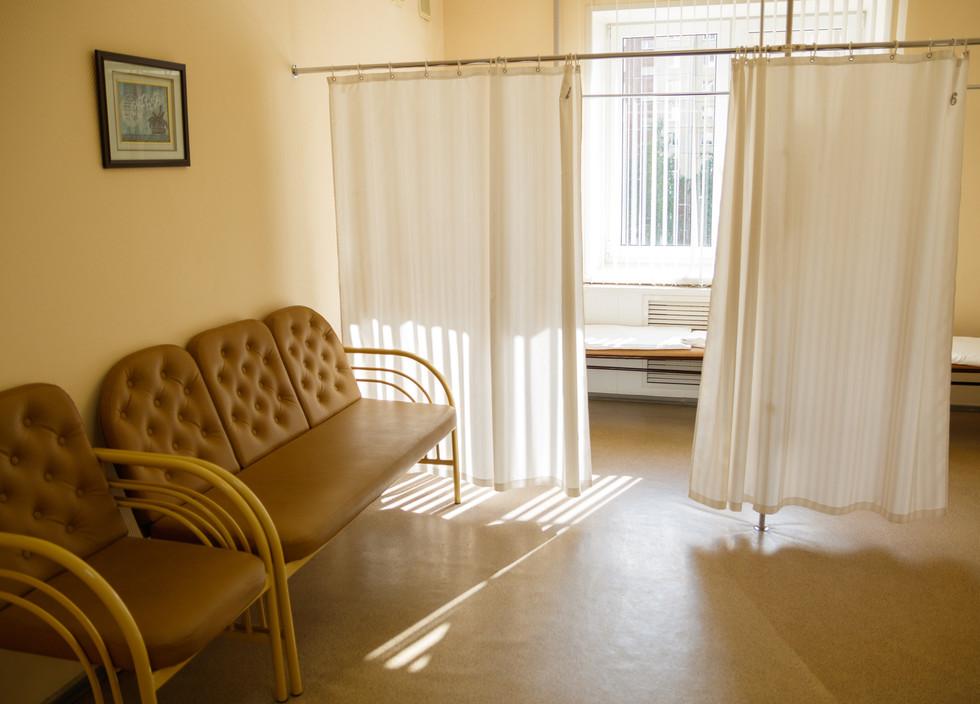 Кабинет физиотерапевтического лечения