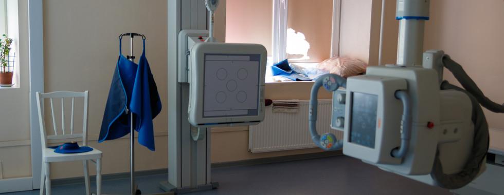 Рентген установка