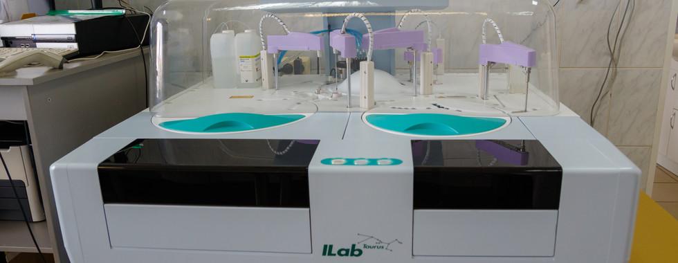 Современные анализаторы нашей лаборатории