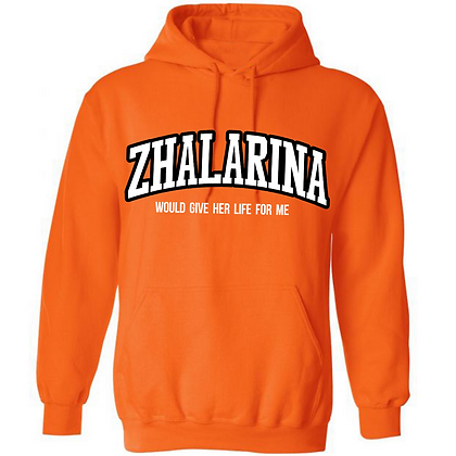 Zhalarina Would (Embroidered)