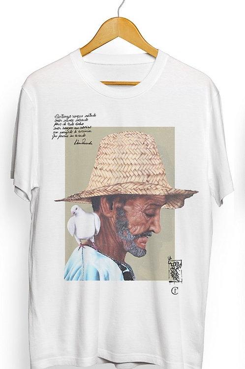 Camiseta Comemorativa Forte Severina Collab Cidades Invisíveis