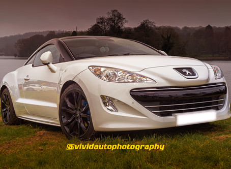 What have I've learnt during lockdown | Car Photography Edition