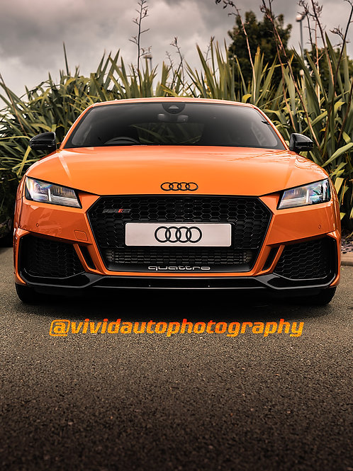 Audi Stoke | Audi TTRS | Audi R8 V10 Performance