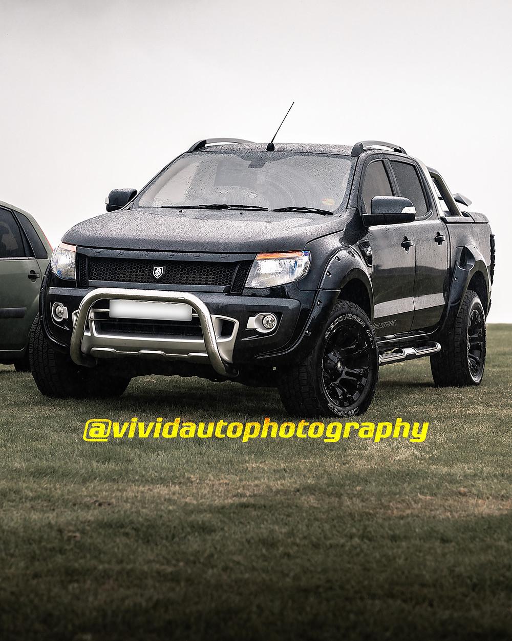 Ford Ranger Wildtrak   Black