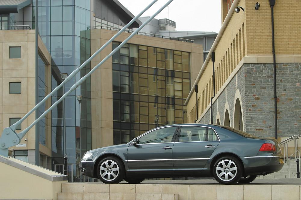 Volkswagen Phaeton   Photo Credit - @Hush Productions