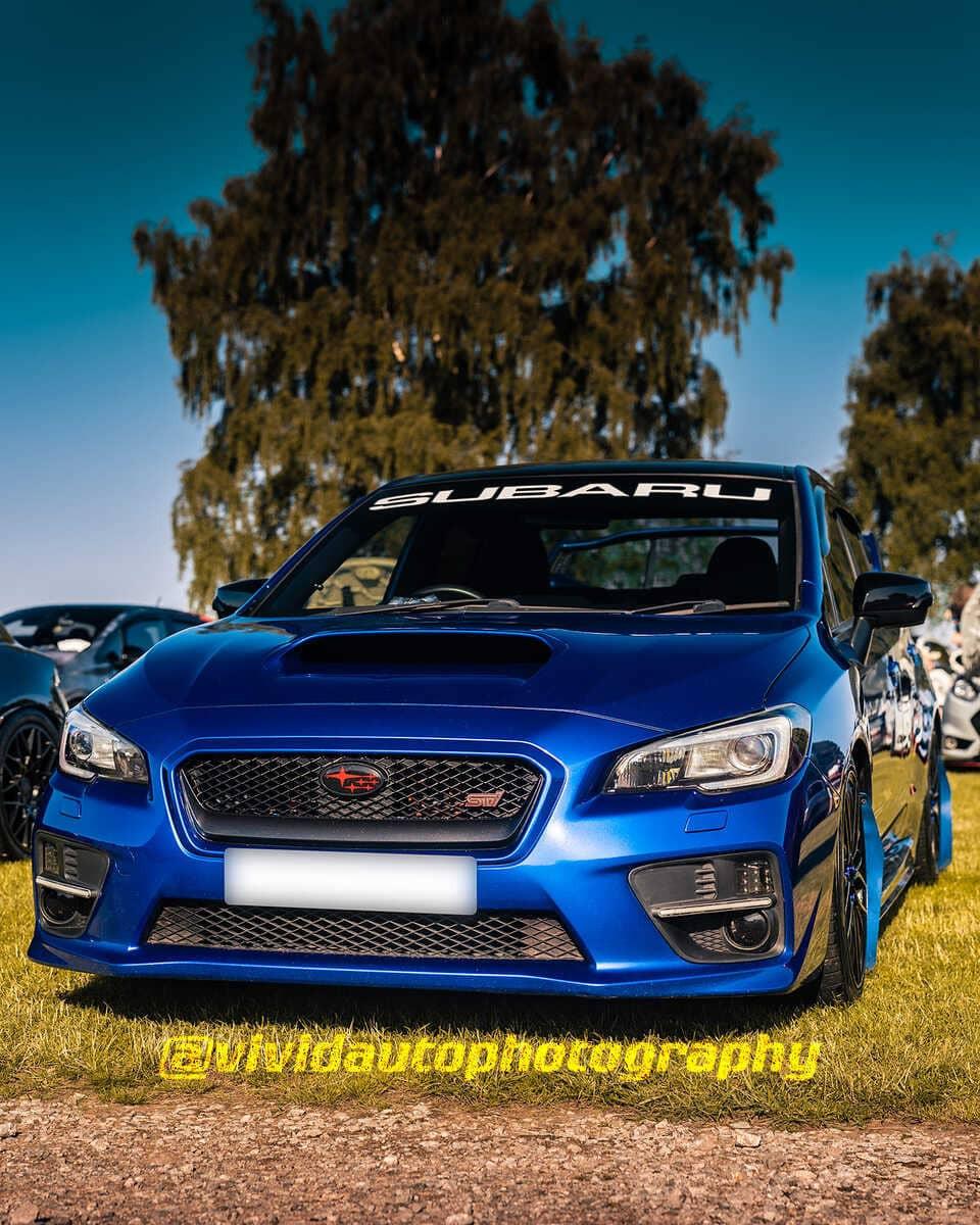 Subaru WRX STI | World Rally Blue | Tunerfest North