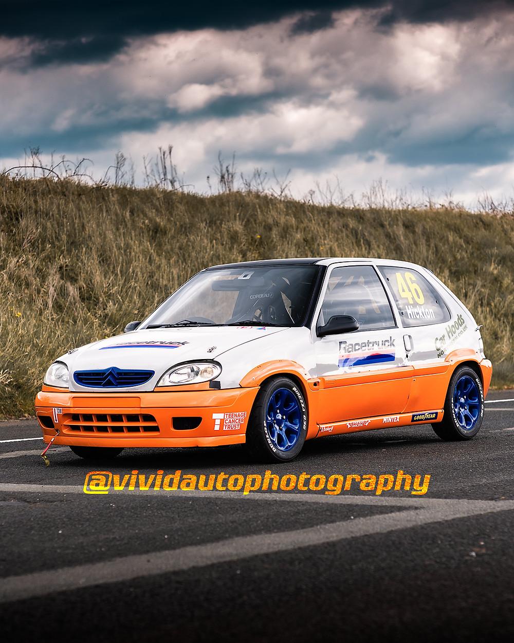 Citroen Saxo | Racetruck UK | Stafford Driving Centre