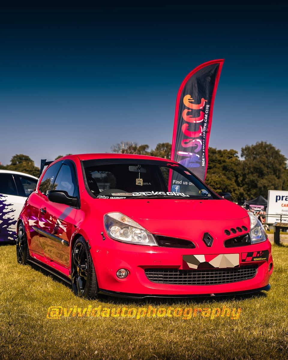 Renault Clio Sport 197 | Capsicum Red | Tunerfest North