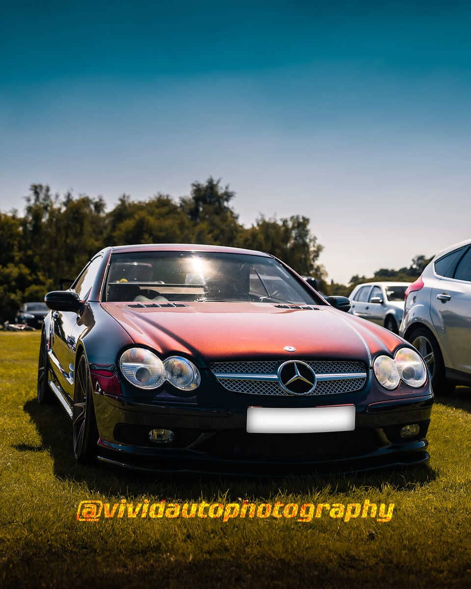 Mercedes SL55 AMG | Spice Reflex | Tunerfest North