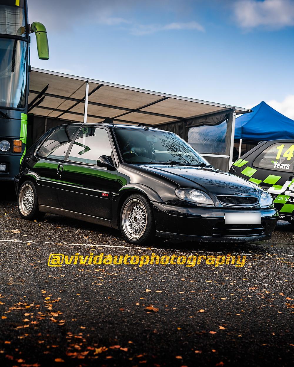 Citroen Saxo Cup | Oulton Park
