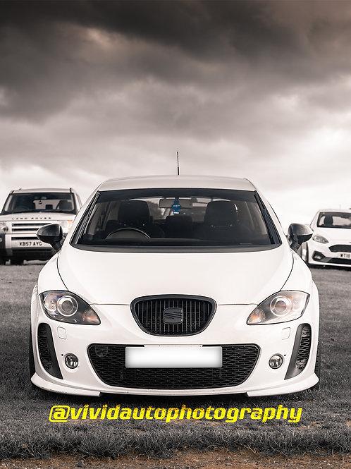 Seat Leon FR MK2 | Front | Oulton Park