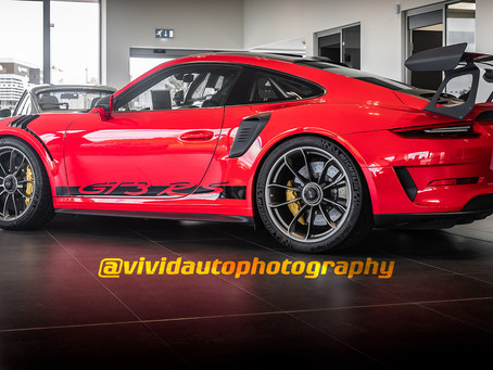 How I got the opportunity to photograph at supercar dealerships