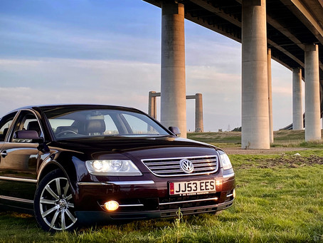 Volkswagen Phaeton MK1 overview   History, Exterior and Interior