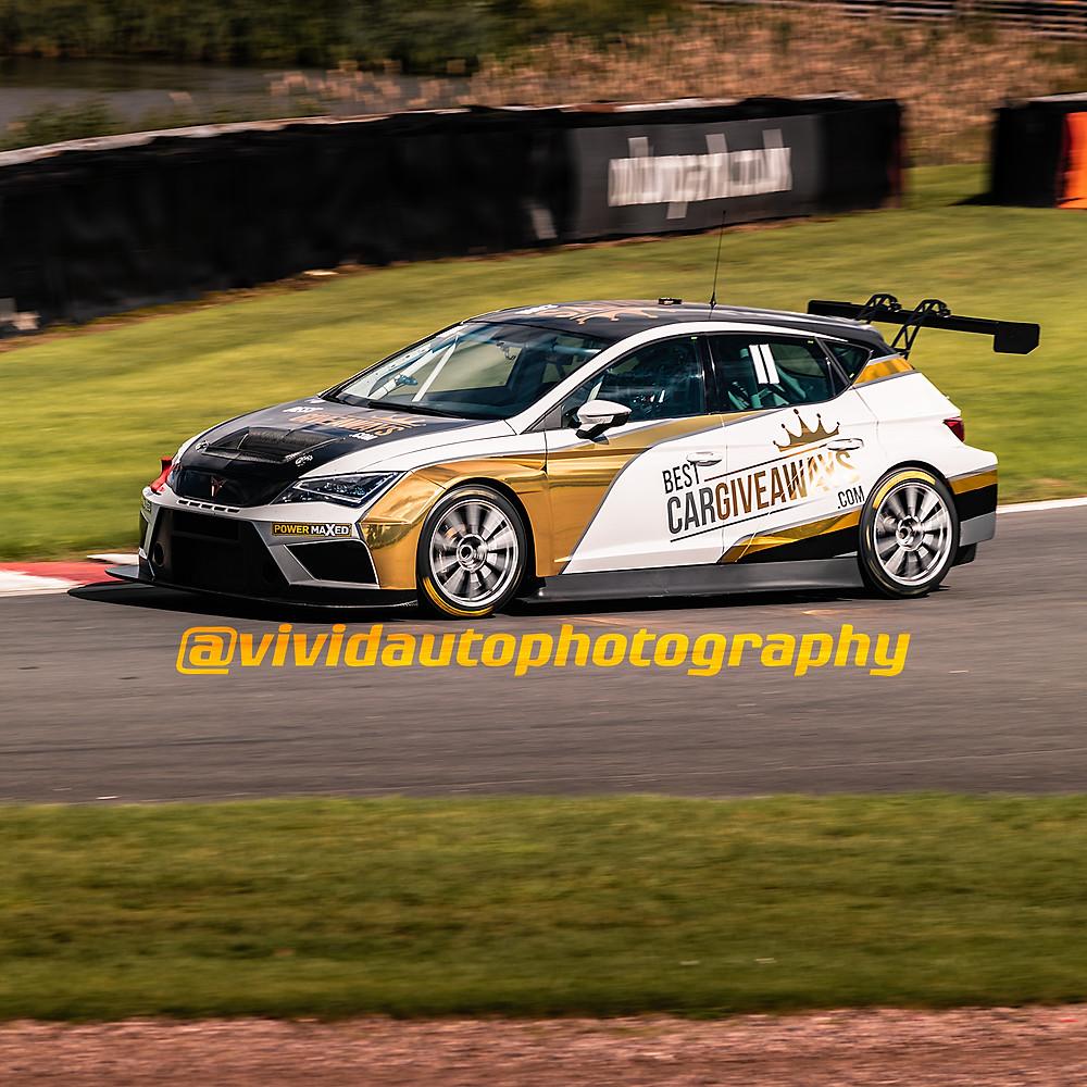 Seat Leon Cupra TCR MK3 | Front three quarters