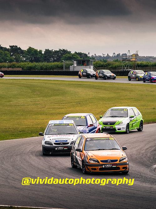 JSCC Westbourne Motorsport | Citroen Saxo | Snetterton