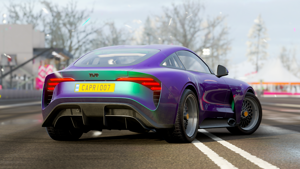 Forza Horizon 4 | TVR Griffifth