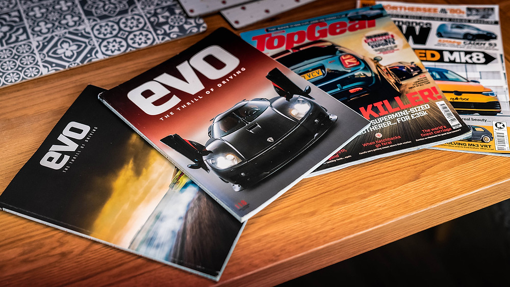Car Magazines
