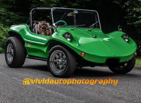 Vivid Auto Photography | Shop Announcement | July 2020