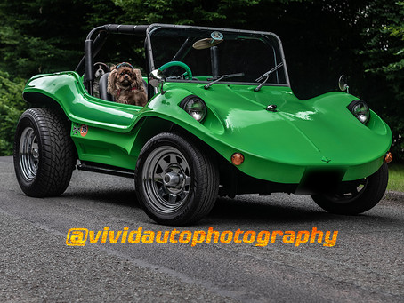 Vivid Auto Photography | Shop Announcement | July 2020