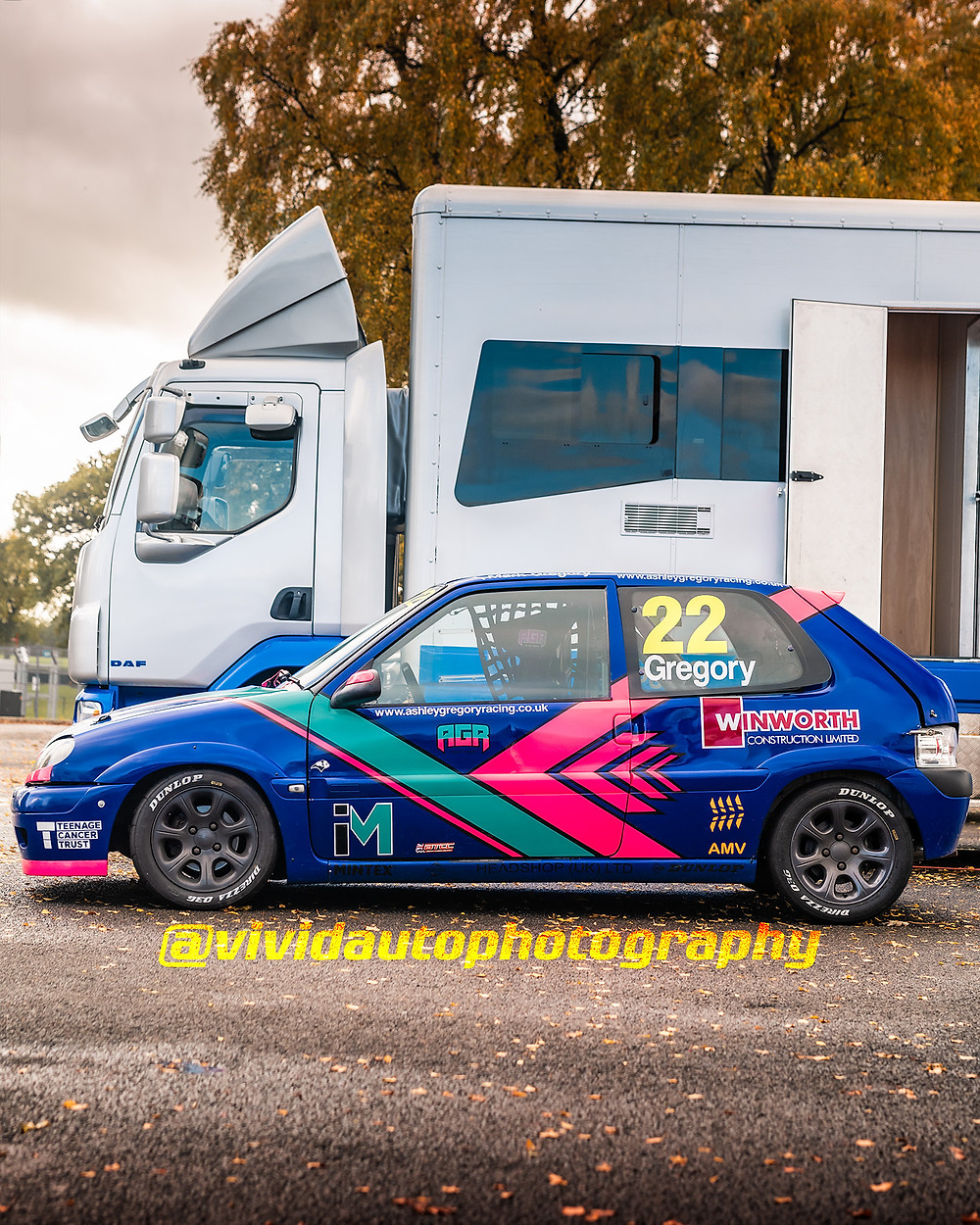 Ashely Gregory Racing | Citroen Saxo | Oulton Park