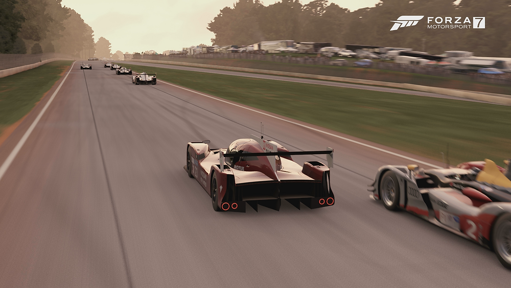 Forza Motorsport 7 | Nissan GT-R LM Nismo