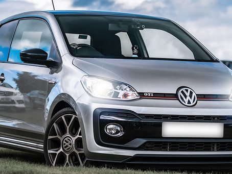 Would I rather photograph a Volkswagen Up GTi or a Supercar?