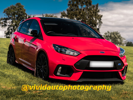 Vivid Auto Photography | Fast Ford | Virtual Gallery