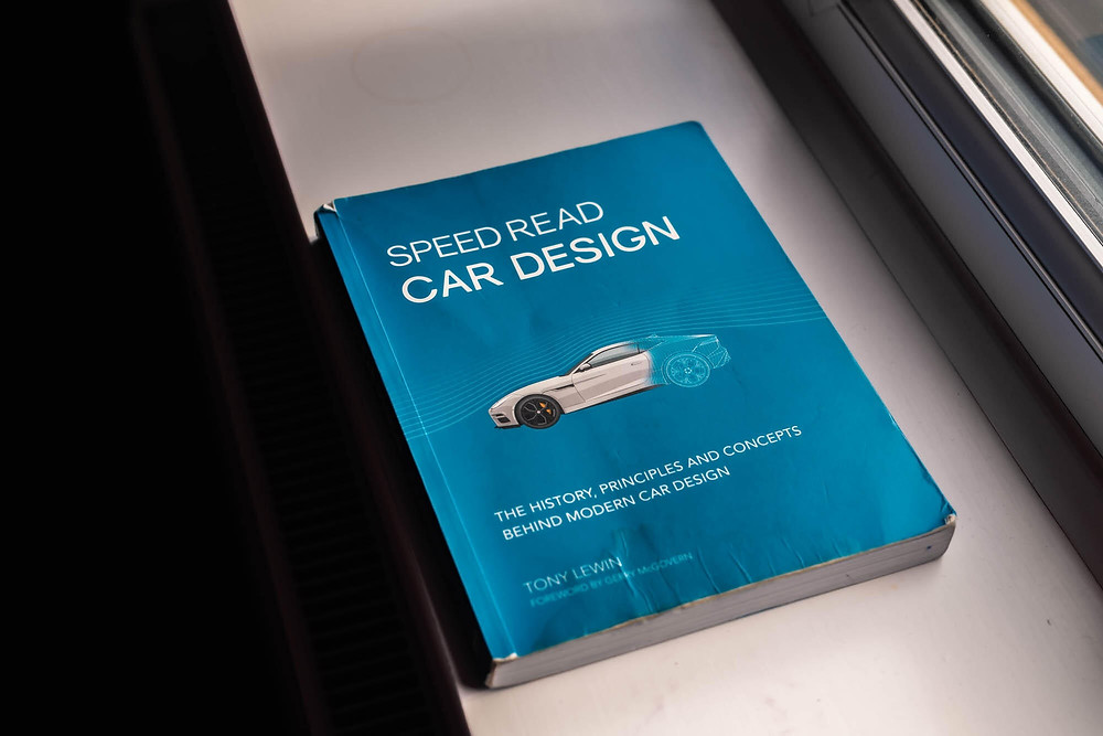 Speed Read Car Design Book