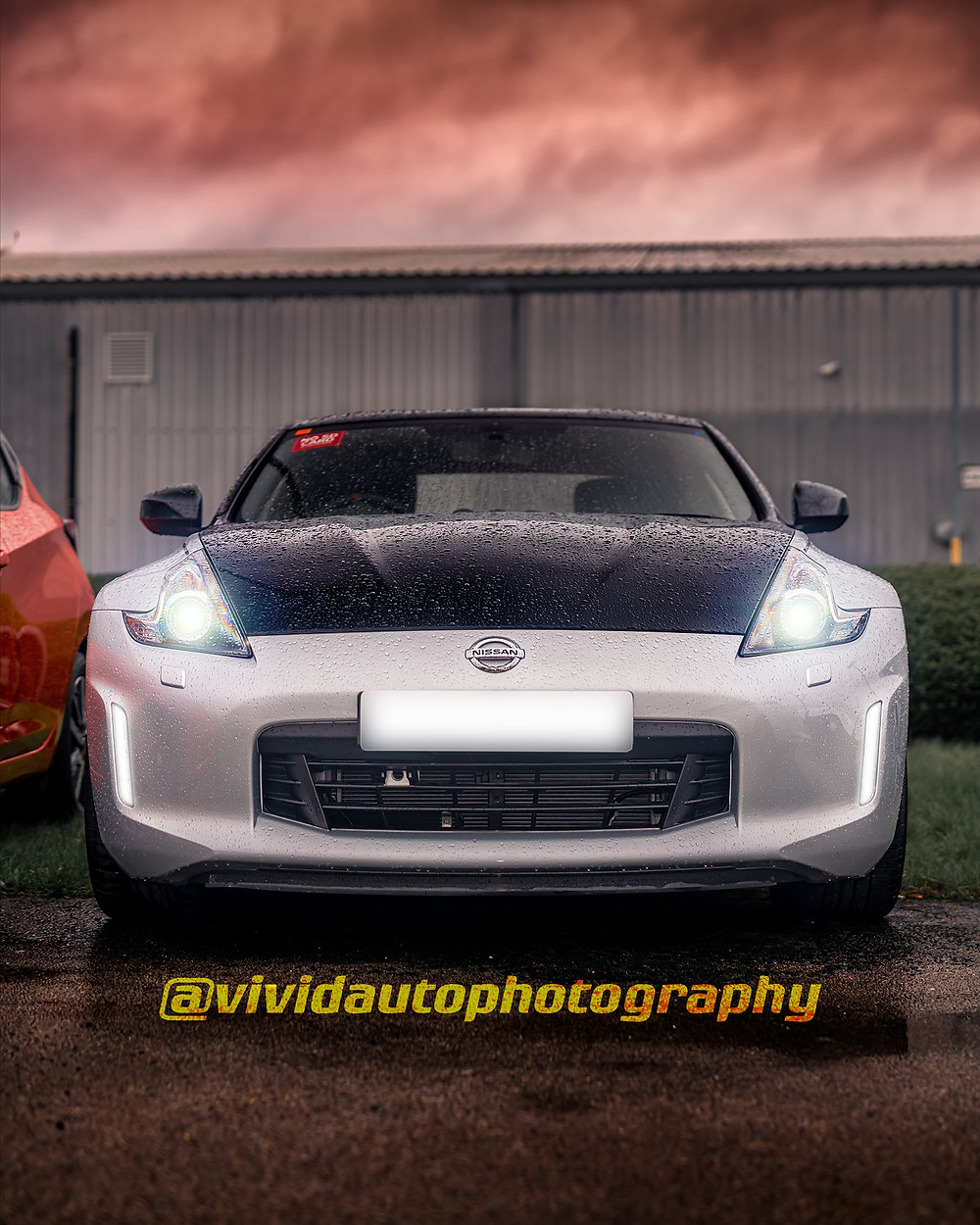 Nissan 370Z | Front Face | Nissan Manchester
