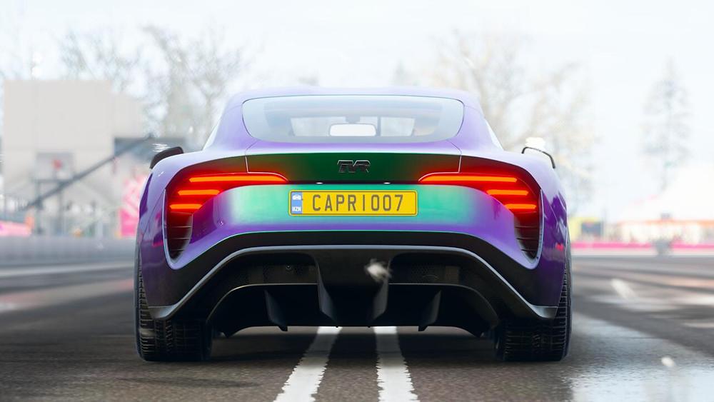 TVR Griffifth | Rear | Forza Horizon 4