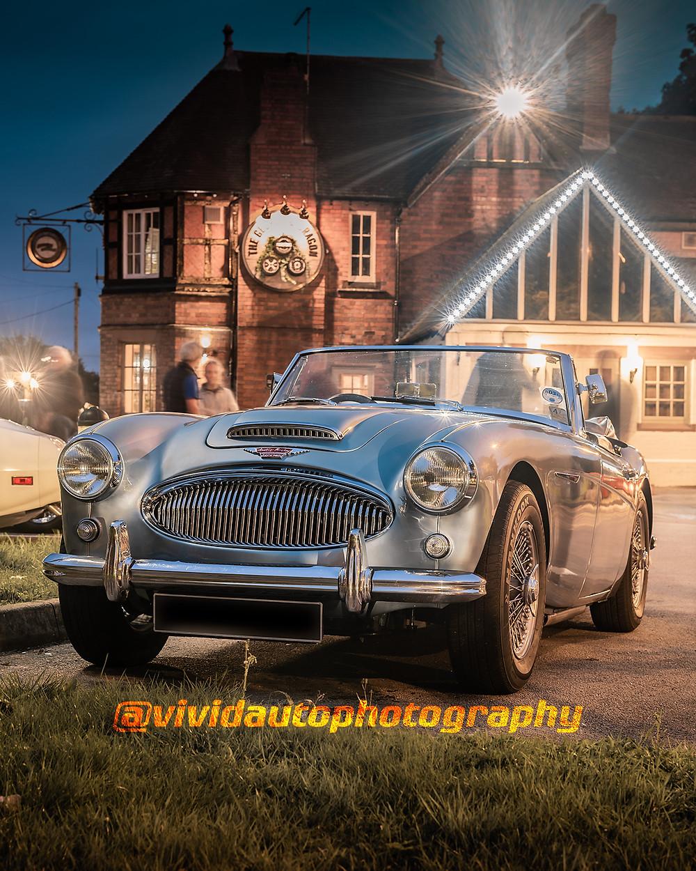 Austin Healey 300 | Car meet